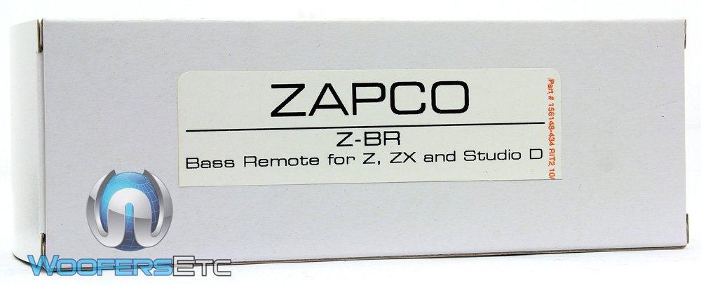 Z-BR - Zapco Amplifier Remote Bass Control