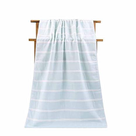 Kaxima Playa toalla de fibra de bambú toalla engrosamiento toalla de playa 130x68cm
