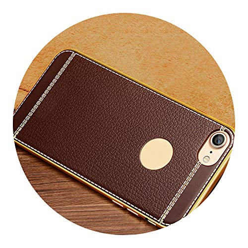 Pursuit-of-self Gold Plated Case for iPhone 6S 6 7 8 Plus 5S 5 SE Cover,Brown,for iPhone 8 - Kmart Wallpaper