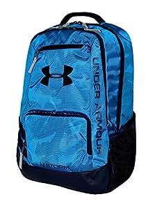 "Under Armour Unisex Hustle II 15"" Laptop Backpack Book Student Bag ROYAL BLUE"
