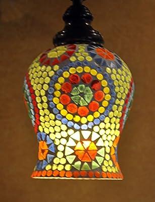 Elegant Designer Living Room Decorative Ceiling Lampshade Vintage Hanging Lamp
