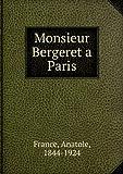 Monsieur Bergeret a Paris Livre Pdf/ePub eBook