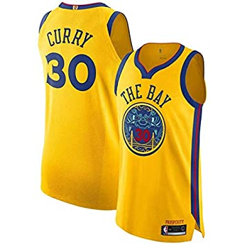 Tr/ägershirt Fitness Golden State Warriors #30 Trikot Jersey Stickerei Anzug Sommer Basketball Anzug Hemd trikotjerseyNBA Stephen Curry