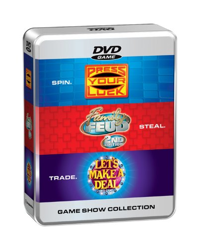 Family Feud 3rd Edition - Game Show DVD Collectors Tin