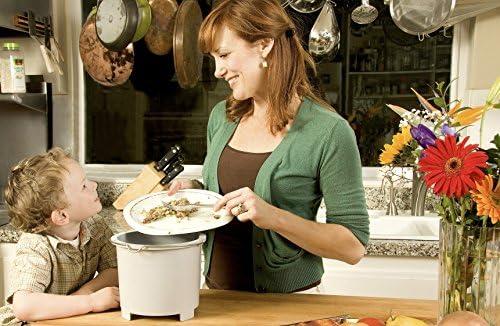 Food Cycler - Contenedor de abono de cocina para uso en interiores ...