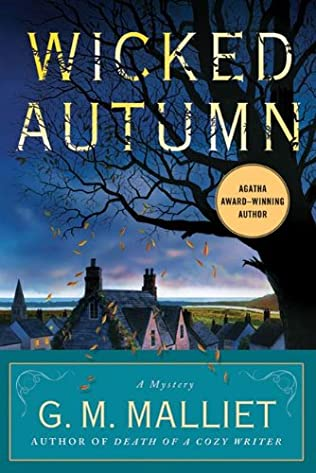 book cover of Wicked Autumn