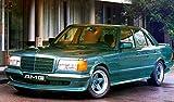 1985 Mercedes Benz AMG 500SE W126 Automobile