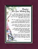 A Gift Present Poem For A Daughter On Her Wedding Day. #115,
