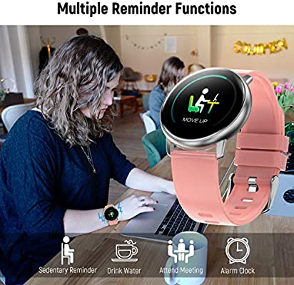 TagoBee TB15 Reloj móvil Ip67 Waterproof Smart Watch 1.22 IPS ...