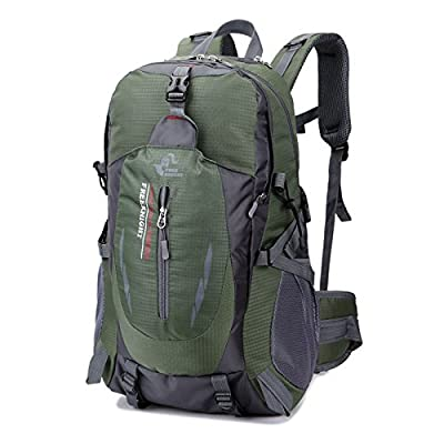 9f01cdbcd3 35L Women Men Waterproof Travel Camping Sports Hiking Daypack Outdoor  Backpack