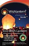 Red, White & Blue Eco Sky Lanterns (15 Pack)
