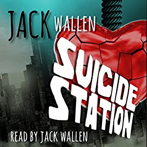 Suicide Station Audiobook