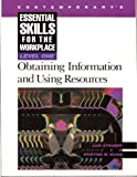 Essential Skills for the Workplace : Obtaining Information and Using Resources, Strumpf, Lori and Mains, Kristine M., 0809239035
