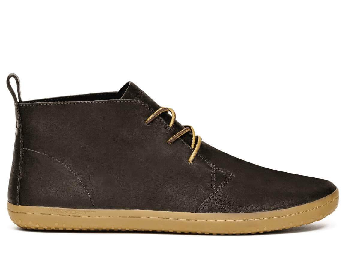 vivobarefoot Men's gobi ii m Leather Walking Shoe, Brown/Hyde, 43 EU/(10-10.5) M US by vivobarefoot