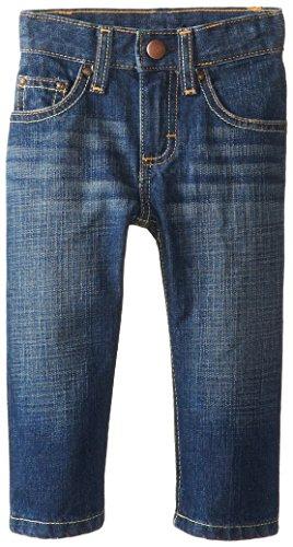 5 Pocket Leather Jeans - 9