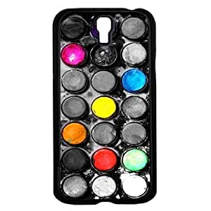 Water Color Hard Snap On Case (Galaxy S4 IV)