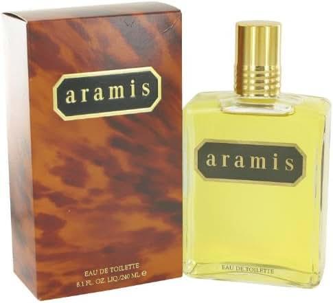 Aramis for Men Eau De Toilette Splash  8.1 Ounce