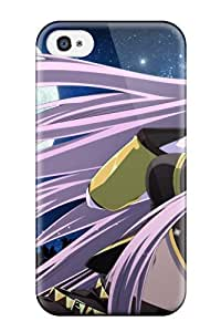 Iphone 4/4s Case Bumper Tpu Skin Cover For Vocaloid Pink Moon Anime Other Accessories by lolosakes