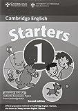 Cambridge English Starters 1, Cambridge ESOL Staff and Cambridge Esol, 0521693373