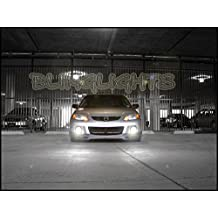 Bumper Fog Lamps Driving Lights for Mazda 323 Mazdaspeed Protege P5 MSP MP3 BJ