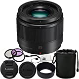 Best SSE Camera Cleaning Kits - Panasonic H-H025K LUMIX G 25mm f/1.7 Lens (Black) Review