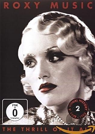 The Thrill of It All: Roxy Music [DVD]: Amazon co uk: Roxy Music
