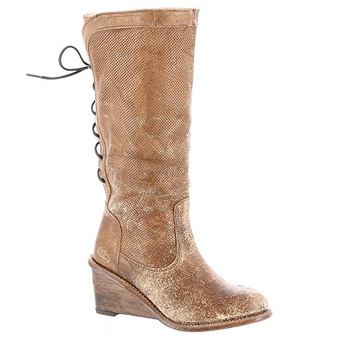 Stu Empress Caramel Bed distressed Boot Women's OwnffPx6