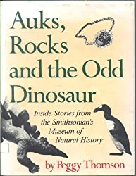 Auks, rocks, and the odd dinosaur: Inside stories from the Smithsonian's Museum of Natural History