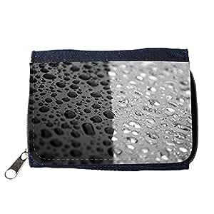 le portefeuille de grands luxe femmes avec beaucoup de compartiments // M00156330 Las gotas de lluvia Gotas de lluvia // Purse Wallet