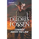 Cowboy Above the Law (The Lawmen of McCall Canyon)