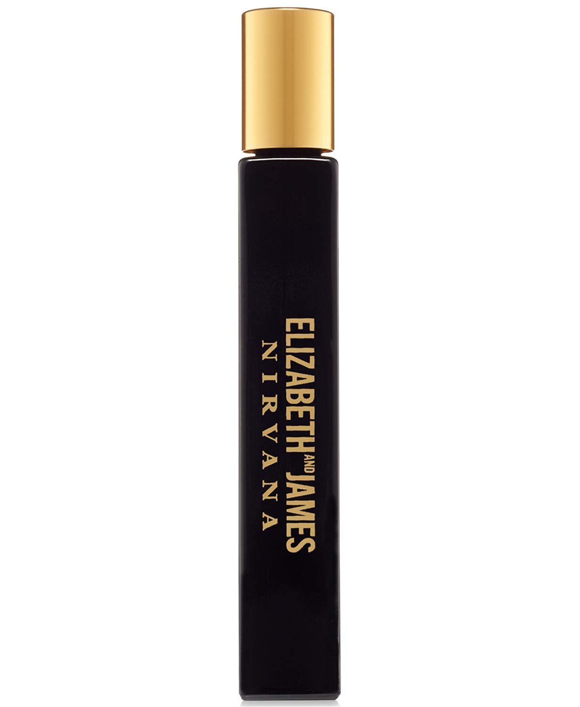 Elizabeth & James Nirvana Black Eau de Parfum Rollerball, 0.34 Ounce