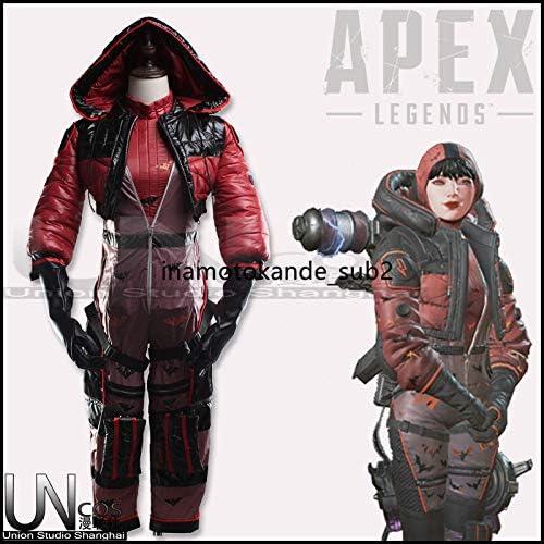 レイス apex 【Apex Legends】レイスの立ち回り・スキン・武器構成・ポータル【Apex