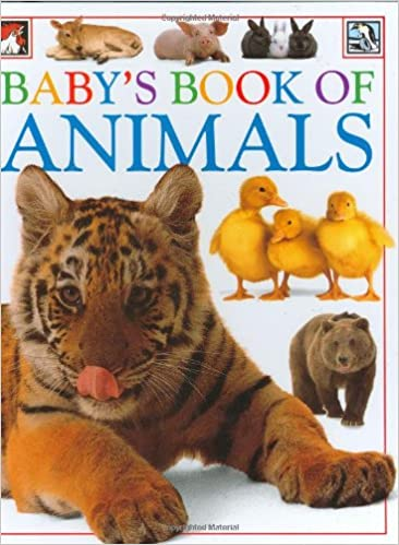 Book Baby's Book of Animals