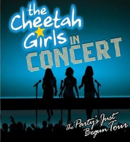 Cheetah Girls in Concert-The Party's Just Begun