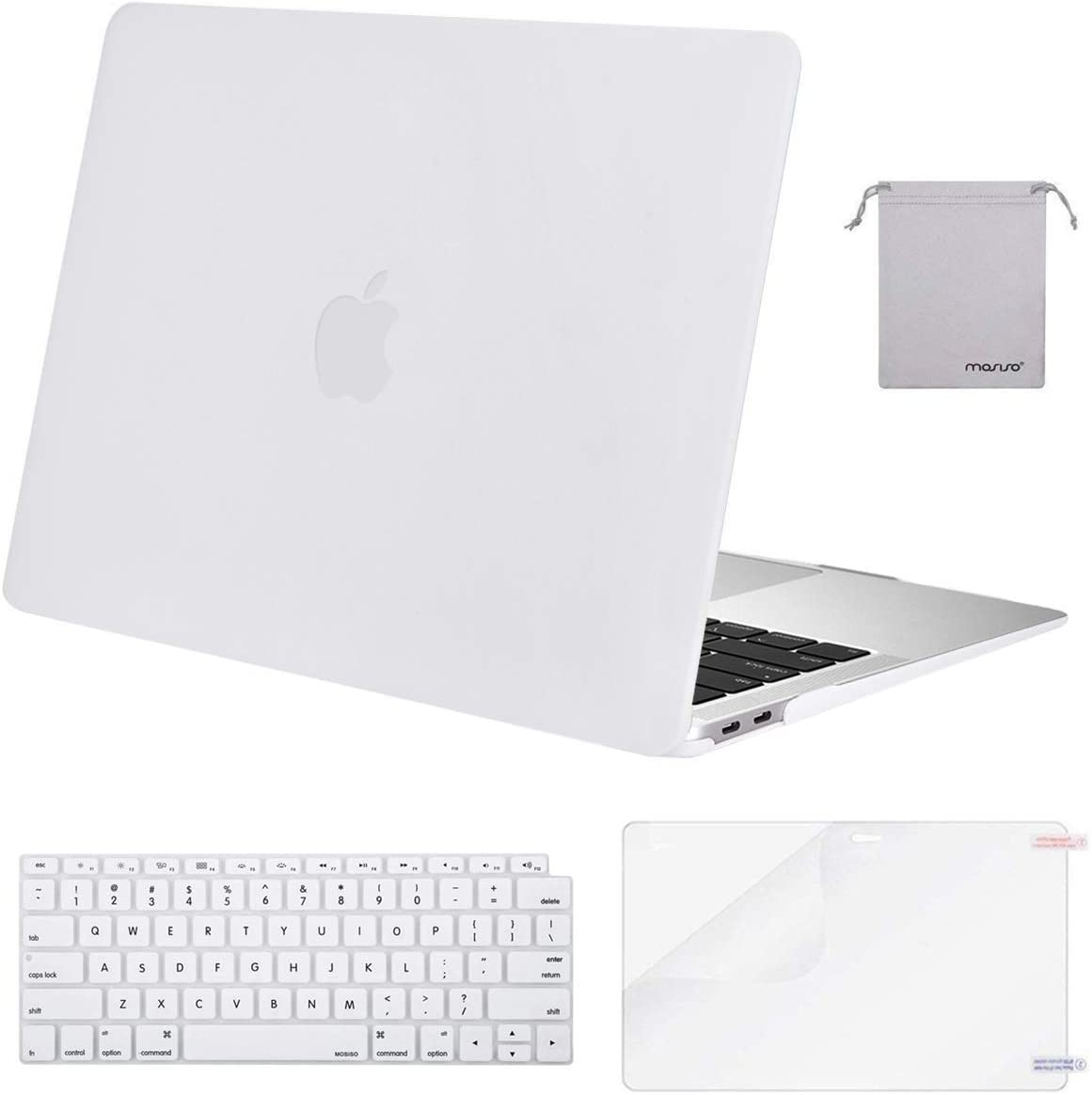 Carcasa Rigida Para Macbook Air De 13 2017 (xam)