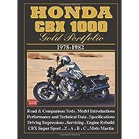 Honda CBX1000 Gold Portfolio 1978-1982
