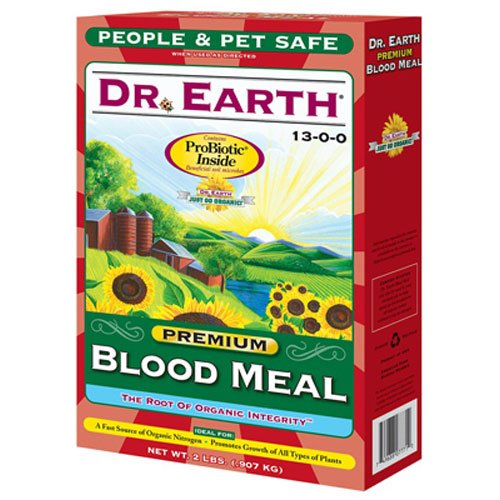 New Dr. Earth 716 Blood Meal 13-0-0 Boxed, 2-Pound free shipping