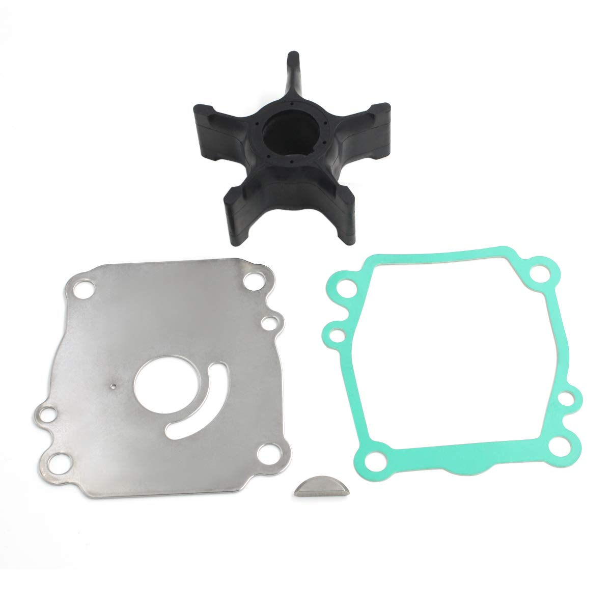 17400-90J20 New Water Pump Impeller Service Kit for Suzuki 90//115//140 18-3258