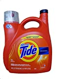 Tide 037000777335 Original High Efficiency Laundry Detergent 150 Oz/4.43 L Value Size-110 Loads (2x Ultra Concentrated)