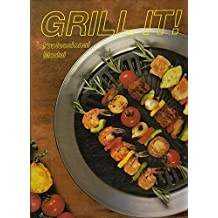 Grill It / Its's Delicious! Indoor Smokeless Stove Top Grill Professional Model by Grill It