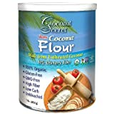 Raw Coconut Flour 16 Ounces (Gluten Freer (Case of 12)