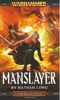 Daemonslayer a gotrek felix novel william king 9780671783891 manslayer gotrek felix fandeluxe Image collections