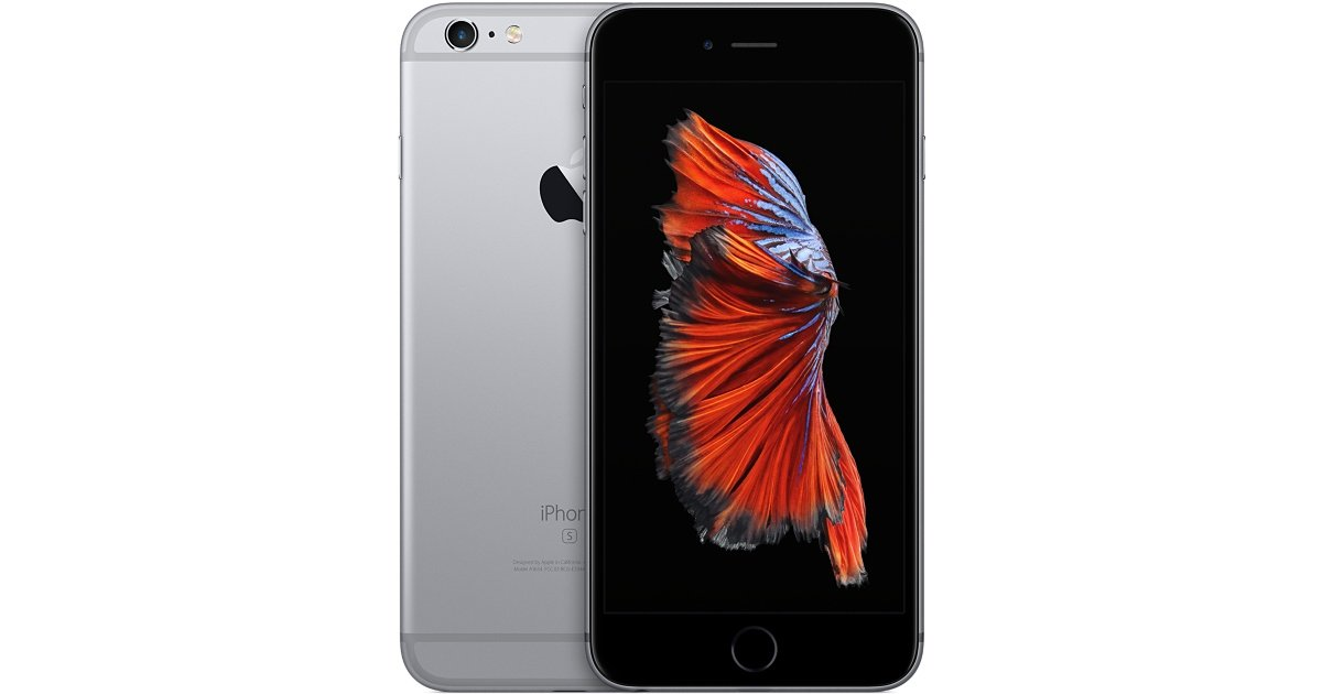 Amazon com: Apple iPhone 6S 32 GB Sprint, Space Grey: Cell