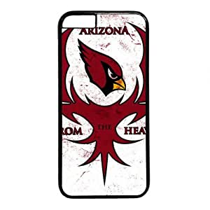 Arizona Cardinals Theme Case for IPhone 6 Plus 5.5inch PC Material Black by ruishername