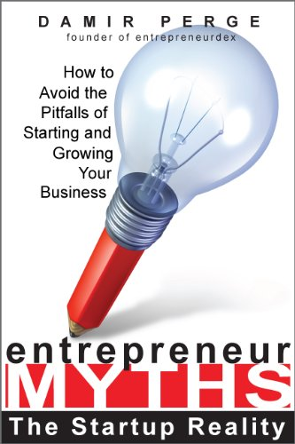 Entrepreneur Myths Pitfalls Starting Business ebook product image