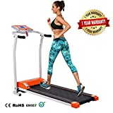 Miageek Folding Electric Support Motorized Power Fitness Jogging Walking Running Machine Equipment Treadmills for Home Indoor Gym[US Stock]