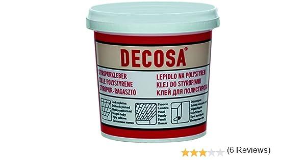 Adhesivo para poliestireno cubo 1 kg: Amazon.es: Bricolaje y herramientas