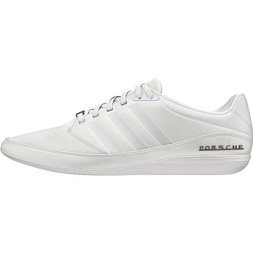 adidas M20586 - Botines de Otra Piel Hombre, Color Blanco, Talla 44 EU: Amazon.es: Zapatos y complementos