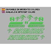 PEGATINAS SANTA CRUZ NOMAD F130 STICKERS AUFKLEBER DECALS