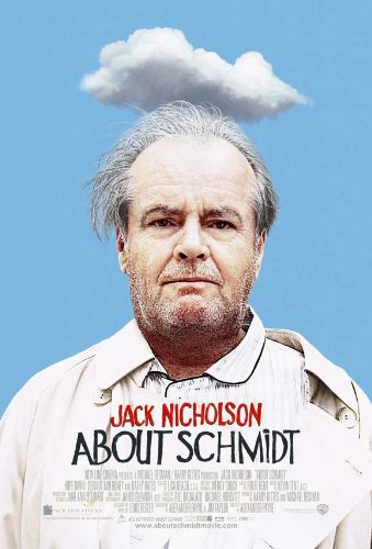 Image result for about schmidt poster